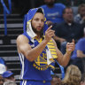 Thunder blow away Warriors in NBA rout