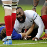 French crowd left stunned as Fiji pull off huge rugby upset