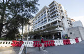 Cracks at Mascot Towers' put focus on construction quality