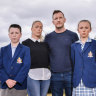 First her business, now her home: Melbourne Airport runway displaces family for second time