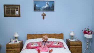 Bedroom in Coburg