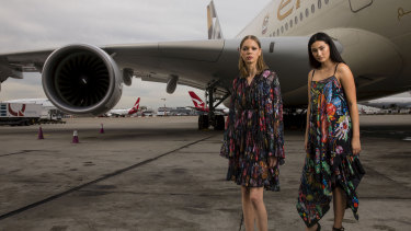 Romance Was Born, which is showing at Fashion Week Australia, is enjoying greater success in the Middle East.