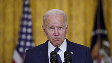 US President Joe Biden vowed to hunt down the perpetrators of the attack.