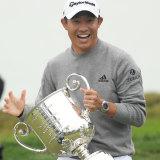 2020 PGA Championship winner Collin Morikawa.