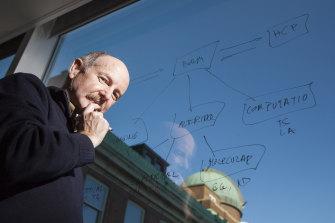 "Rafael Yuste, a neuroscientist at Columbia University, has pioneered the idea of ""neurorights""."