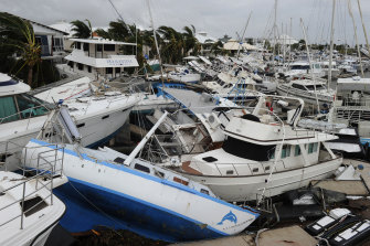 Cyclone Yasi in 2011 alone caused more than $3.5 billion in damage when it smashed into Queensland.