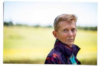 Denise 'Rustie' Lassam: addicted for 30 years.