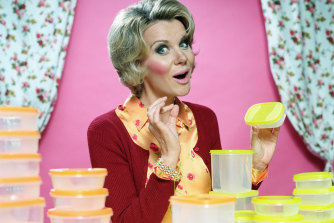 When Tupperware was first launched, sales were dismal, until selling it at  home parties was introduced.