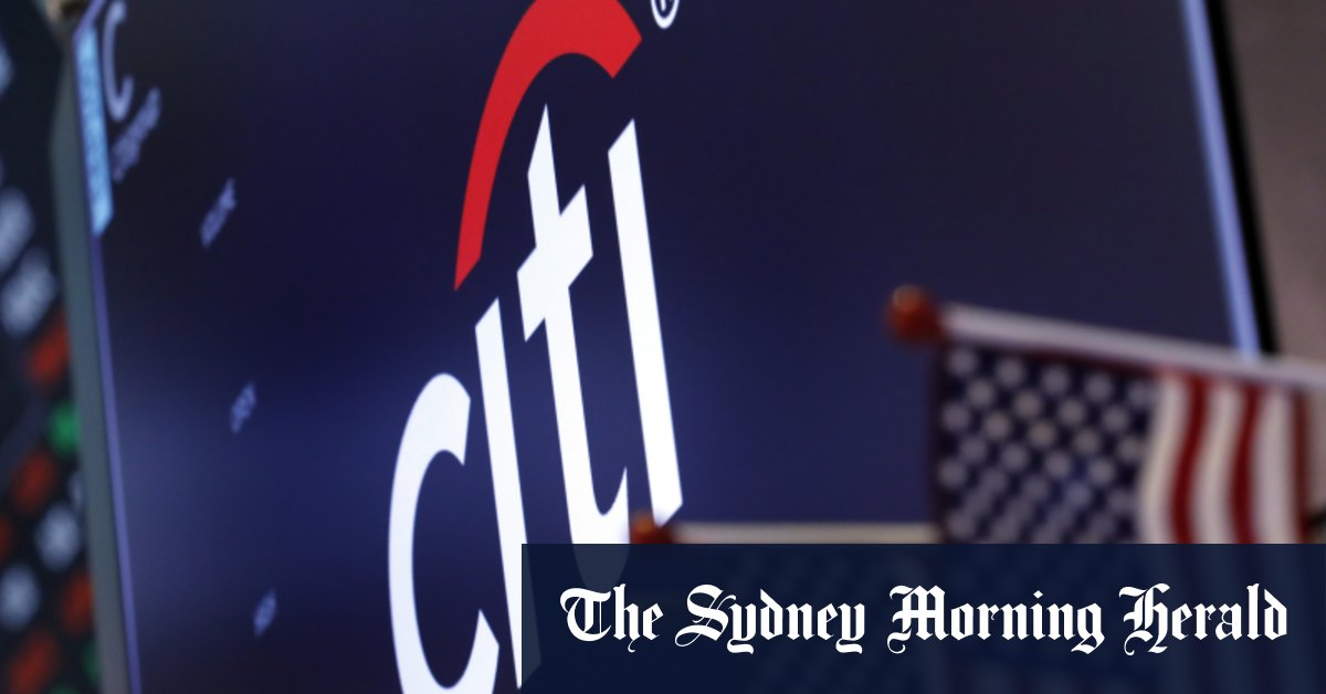 Citi puts Australian retail bank up for sale – Sydney Morning Herald