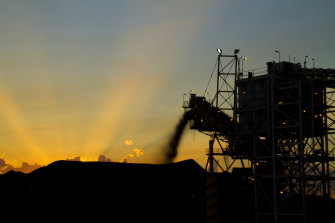 The Morrison government says coal will remains a vital part of Australia's future energy mix.