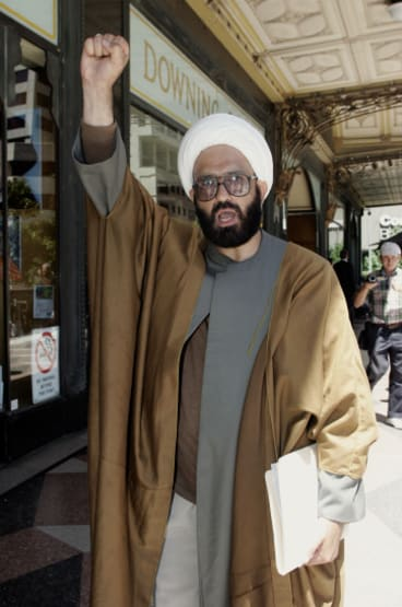 Man Haron Monis, in a photograph from 2010.