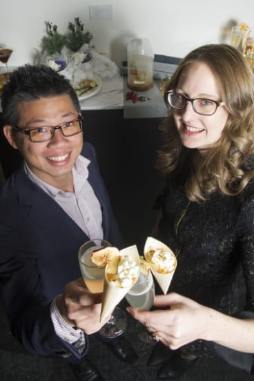 Altina's crowdfunding goal is $25,000 and, with seven days to go, the social enterprise founded by Alan Tse and Christina DeLay needs Canberra's support.