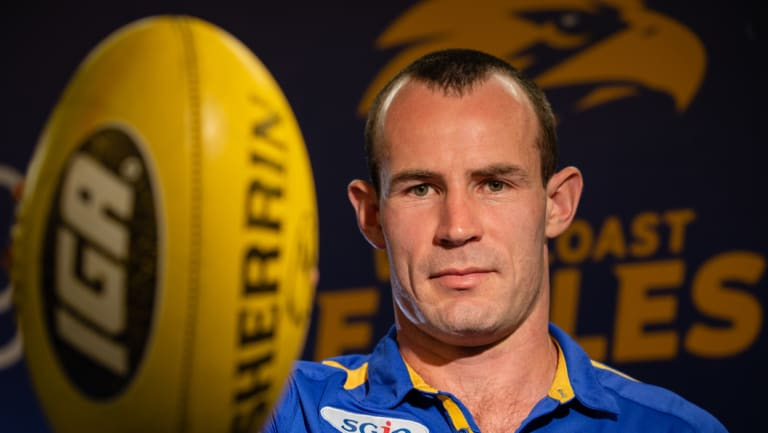 Eagles skipper Shannon Hurn says winning a flag is the best way to get noticed.