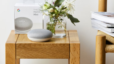Up for sale: Google Home Minis are among the items with the biggest savings on Gumtree.