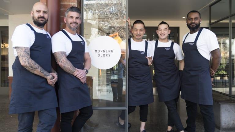 Elliot Gotovac, Greg Lally, Kent Nhan, Stephane Nguyen and AK Ramakrishna have turned dalylight dining on its head.