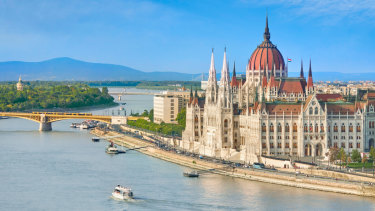 Thousands of Jews from Budapest were murdered on the banks of the Danube during the Holocaust, according to Yad Vashem.