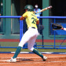 'Not called Spirit for nothing': Australia look forward after softball thrashing