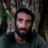 Behrouz Boochani's life is being told in song, but he's not allowed to hear it