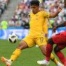 Australia v Peru: How the Socceroos rated