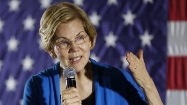 Elizabeth Warren is already making markets move.