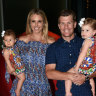 David and Candice Warner to have third daughter, due on Sunday