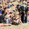 Police return to St Kilda foreshore to crackdown on violence