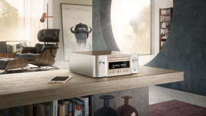 Marantz downsizes for small but powerful all-in-one music player