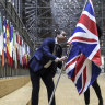 Britain considers Brexit 'rip the Band-Aid off' approach