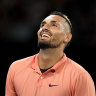 Kyrgios offers to help those going hungry