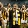 Hawks want 25,000 at MCG for Bombers clash to stop Tassie move