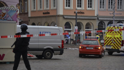 Several killed, injured as car hits pedestrians in German city of Trier