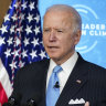 Climate summit ends with Joe Biden pledging that action equals jobs