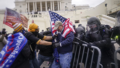 In victory for Trump, Republicans block probe of US Capitol riot