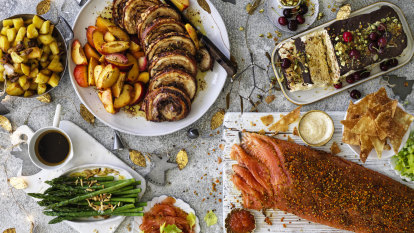 The ultimate festive feast to serve up this Christmas
