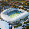 Stadium tenant hits out as Sports Minister confirms government won't pay for 'curtain'