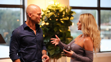 Channel Nine's blockbuster program Married at First Sight is hardly a place to expect exceptional behaviour.