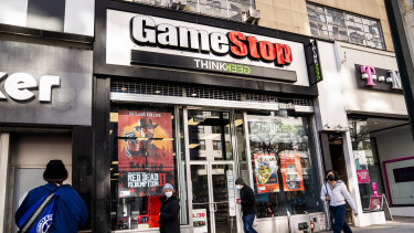 The biggest holders of GameStop stock during its dizzying rally were institutions, notably BlackRock, as well as hedge funds such as Senvest Capital.