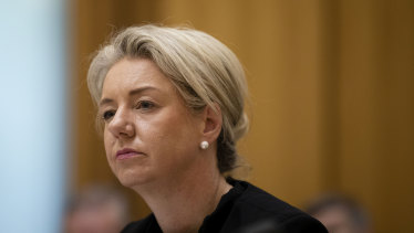 Senator Bridget McKenzie is resisting calls to resign from the government's frontbench.