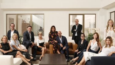 The 2019 Gold Dinner committee includes Monica Saunders-Weinberg, Julie Bishop and Karl Stefanovic.