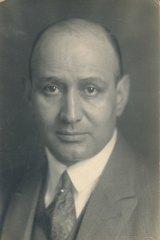 Wilhelm Perlhoefter in 1926.