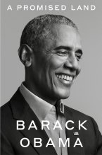 Barack Obama's new memoir A Promised Land.
