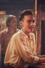 Olly Alexander as Ritchie in It's a Sin.