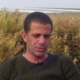 Rashed Khudairi, a farmer from Bardala and coordinator of the Jordan Valley Solidarity campaign.