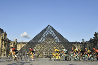 The Tour de France has been postponed amid the coronavirus epidemic.