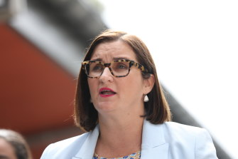 Education Minister Sarah Mitchell says the federal government has missed the mark with their new consent video for school students.