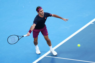 Roger Federer has indicated he will return for another tilt at the Australian Open in January.