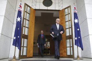 Scott Morrison is going to speak to the country after what could be a tense national cabinet meeting tomorrow.