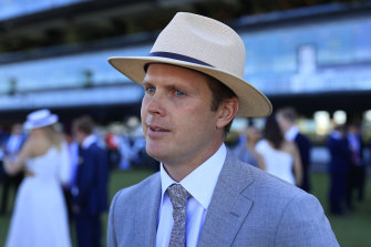 Edward Cummings is confident  Sunborn has stakes-class ability.