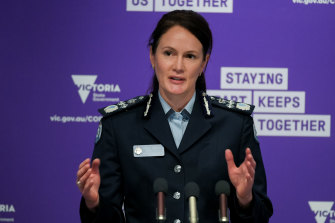 Corrections Commissioner Emma Cassar has shifted to become the head of the reset hotel quarantine program.