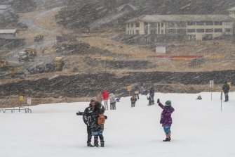 The master plan aims to diversify the Snowy Mountains from a winter destination to a year-round tourism drawcard.